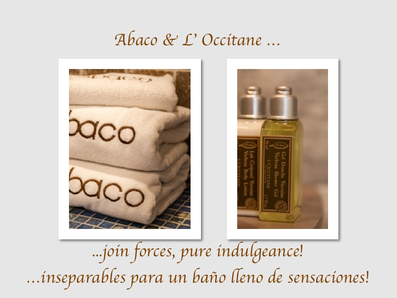 Amenities L'Occitane en Abaco